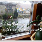Bauernweisheit für Februar – Zitat im Bild #7