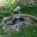 DIY: Mini-Teich als Naturmodul