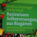 Lesetipp: Basiswissen Selbstversorgung aus dem Biogarten